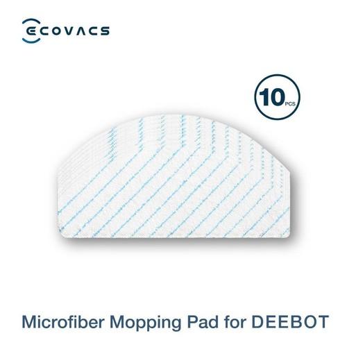 Ecovacs Aksesoris DEEBOT OZMO T8 / T8+ / T8 AIVI / T9 / N8 PRO / OZMO PRO Microfiber Mopping Pad