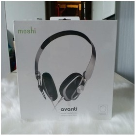 Moshi On Ear Headphones  Or