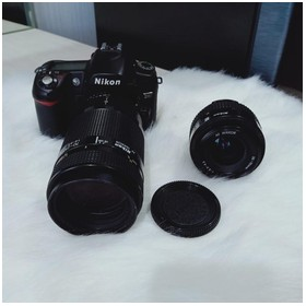 Kamera Nikon D80 kit 18-55m