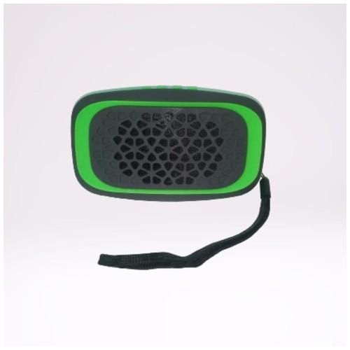 Bluetooth Speaker Green-Grey