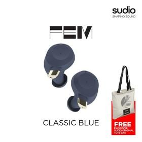 Sudio FEM CLASSIC BLUE - Tr