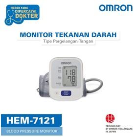 OMRON Tensimeter BPM HEM-71