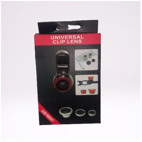 Universal Clip Lens - Red