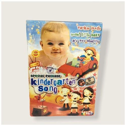 VCD Original Kindergarten Song 4 disc