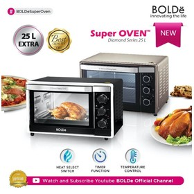 BOLDe Super Oven Diamond Se
