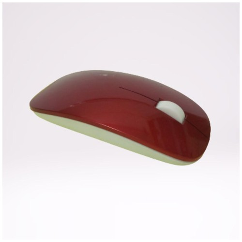 Wireless Mouse - Red