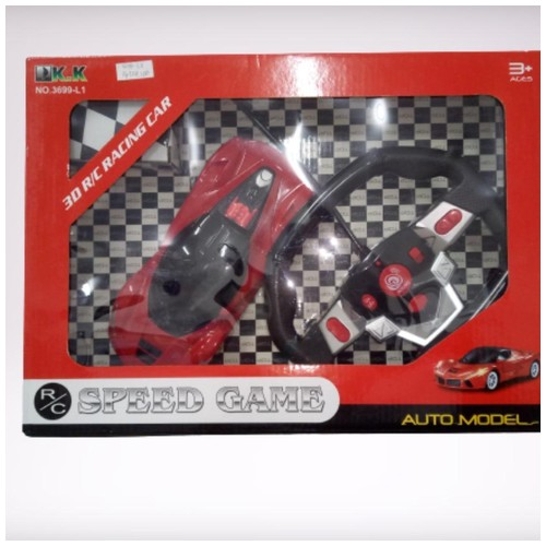 Mainan Remote Control Mobil Sport - Red
