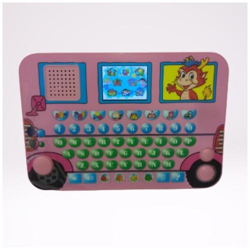 Mainan Tablet Edukasi Bahasa Inggris Untuk Anak
