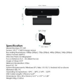 AUKEY PC-W1 - STREAM Series