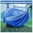 Hammock Camping with Mosqui