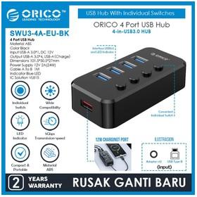 ORICO SWU3-4A 4-Port USB 3.