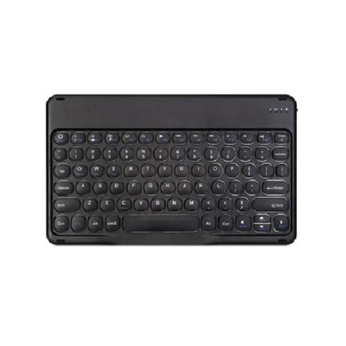 RW-X4 Universal Slim Bluetooth Keyboard - Keyboard Bluetooth Portabel Black