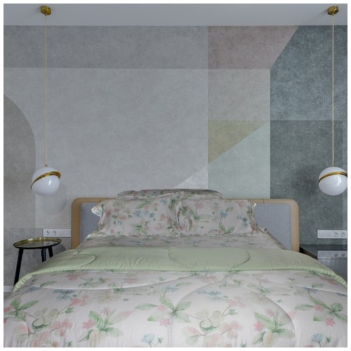 Juliahie Sprei Bed Cover Set Motif DEBORA - Bahan Organic