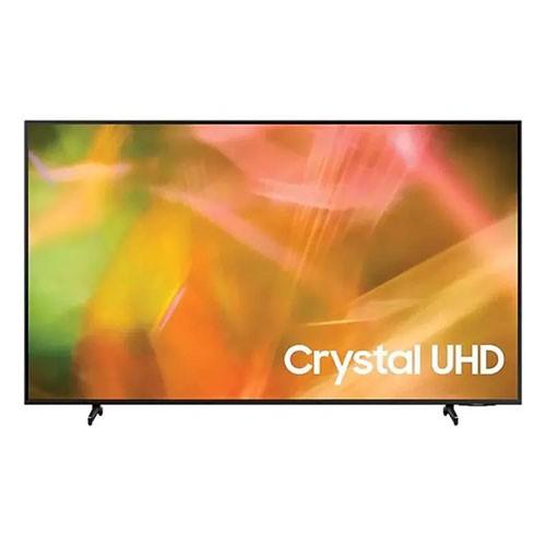 Samsung 75 inch AU8000 Crystal UHD 4K Smart TV (2021) - UA75AU8000KXXD