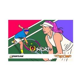 BNI Tapcash SPORT - Tennis