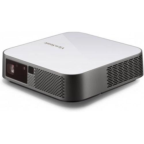 ViewSonic M2E 1080p Portable Smart Projector with Harman Kardon Speaker