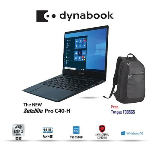 Dynabook Satellite Pro C40-H i3 10th Gen - 4GB - 256GB - WIN10 Home