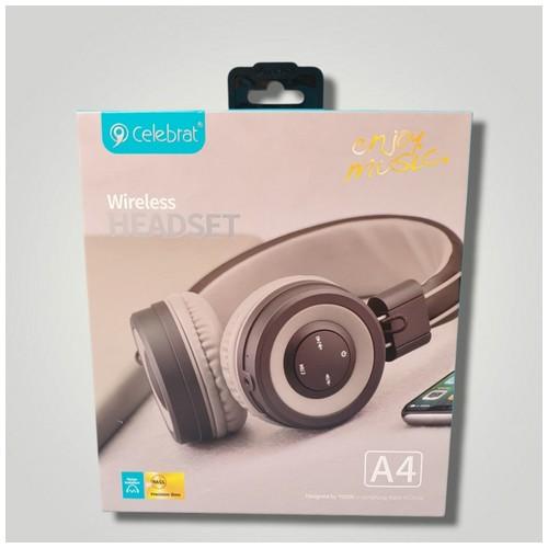 Celebrat Wireless Headset A4