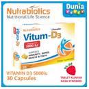 Vitamin D3 5000iu Vitum Nut