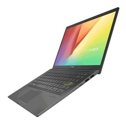VivoBook Ultra A413 A413EP-VIPS751 (Intel® Core™ i7-1165G7/8GB/512GB SSD/Windows 10 Home /NVIDIA® GeForce® MX330) - Bespoke Black