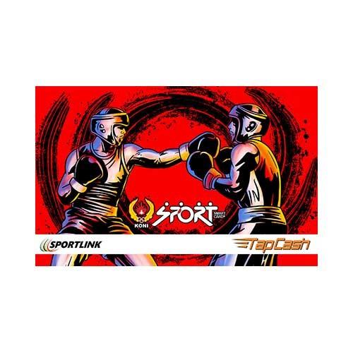 BNI Tapcash SPORT - Boxing