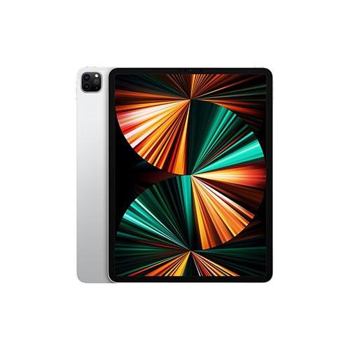 Apple iPad Pro (Gen 5) 12,9 inci, Wi-Fi + Cellular, 2TB - Silver (2021)