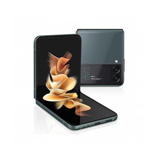 Samsung Galaxy Z Flip3 (RAM 8GB/256GB) - Green