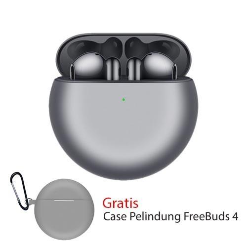 Huawei FreeBuds 4 - Silver Frost