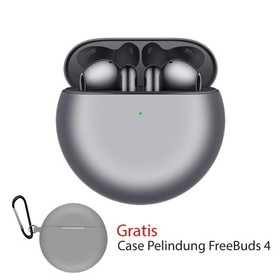 Huawei FreeBuds 4 - Silver