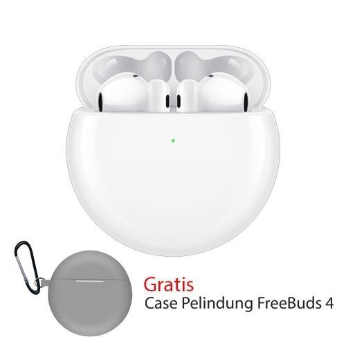 Huawei FreeBuds 4 -  Ceramic White
