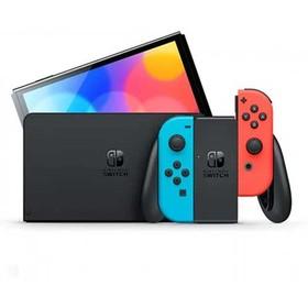 Nintendo Switch OLED - Neon