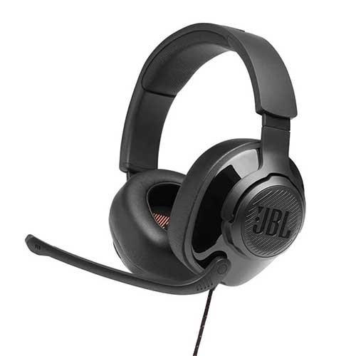 JBL Quantum Headphone Gaming Q200 - Black