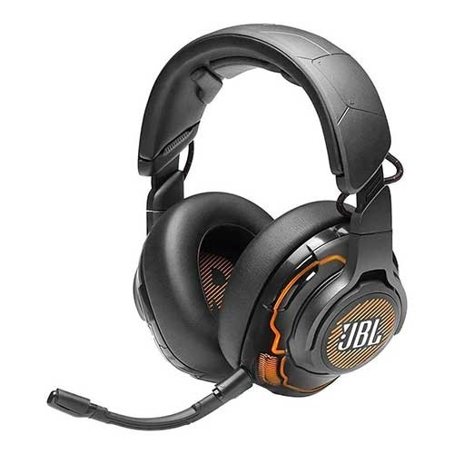 JBL Quantum Headphone Gaming Qone - Black