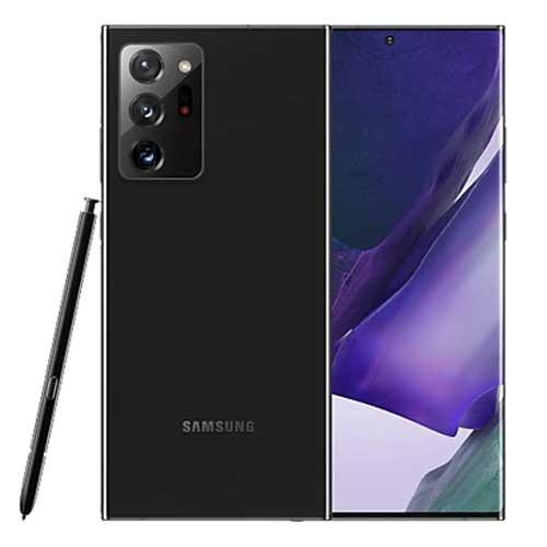 Samsung Galaxy Note20 Ultra 5G (RAM 12GB/512GB) - Mystic Black