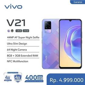 Vivo V21 8GB (+3GB Extended