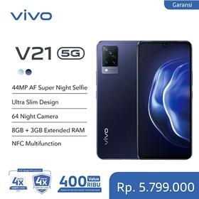 Vivo V21 5G 8GB (+3GB Exten