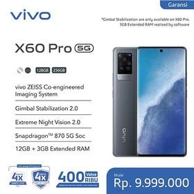 Vivo X60 Pro (RAM 12GB/256G