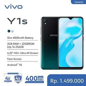 Vivo Y1S (RAM 2GB/32GB) - O