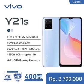 Vivo Y21s (RAM 4GB +1GB Ext