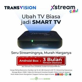 Xstream Seru Android TV Box