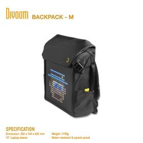 Divoom Pixoo Backpack - M