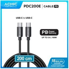 ACMIC PDC200e Cable 2M USB