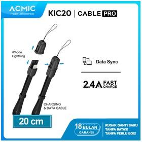 ACMIC KiC20 Kabel Data Char