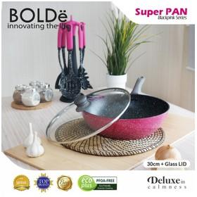 BOLDe Super Pan Wok 30 cm +