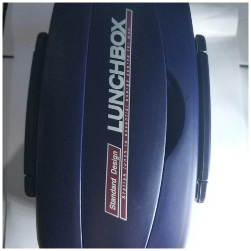 Lunchbox standard design