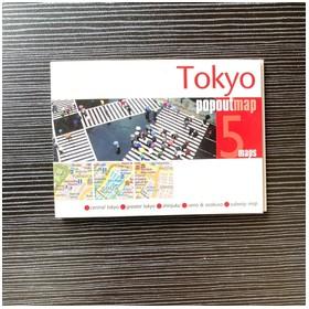 PopOut Map Tokyo