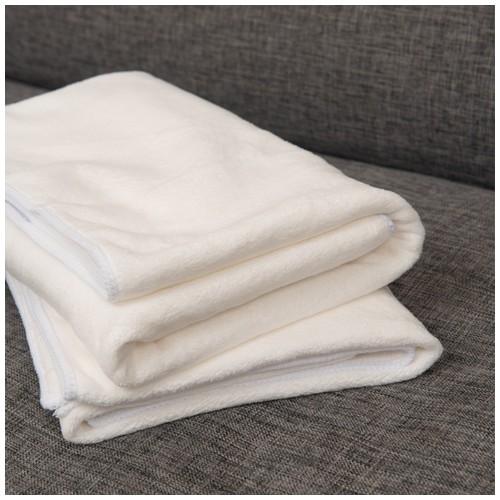 New Quickdry Bath Towel Handuk Mandi-(70x140) White