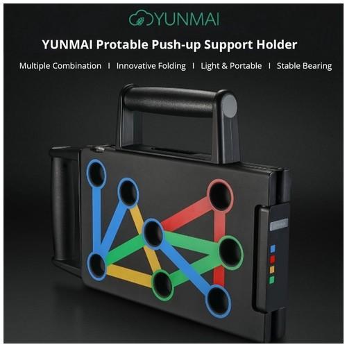 YUNMAI Alat Bantu Push-up Training Board Portable - YMPB- A601