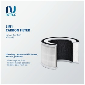 Notale Replacement HEPA13 F