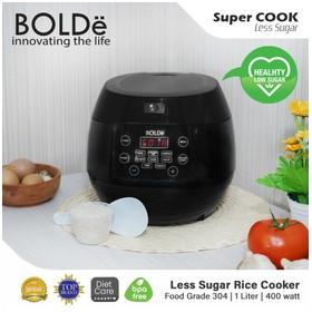BOLDe Super Cook Less Sugar